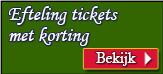 Efteling tickets met korting
