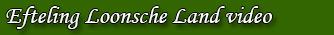 Efteling Loonsche Land video