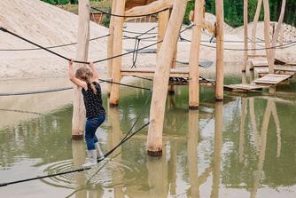 Vakantiepark Efteling - Loonsche Land  Waterspeeltuin voor kinderen
